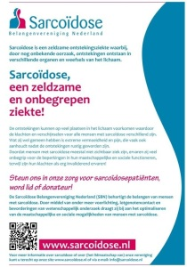 Sarcoïdose: zeldzaam en onbegrepen