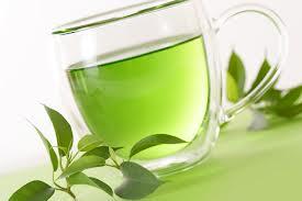 Groene thee, met of zonder suiker?