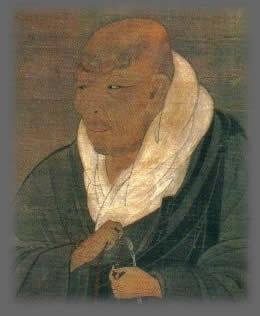 Portret van Shinran (1173-1263)