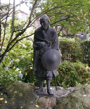 Ryokan-Sculpture