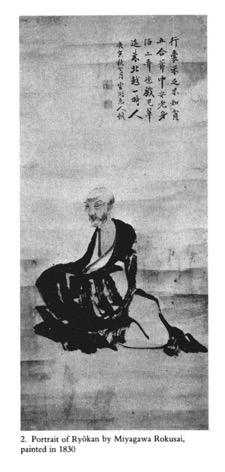 From Noboyuki Yuasa, The Zen Poems of Ryokan (1981)